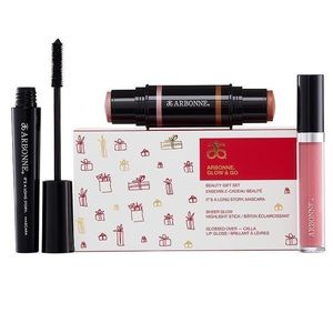 Arbonne makeup gift set